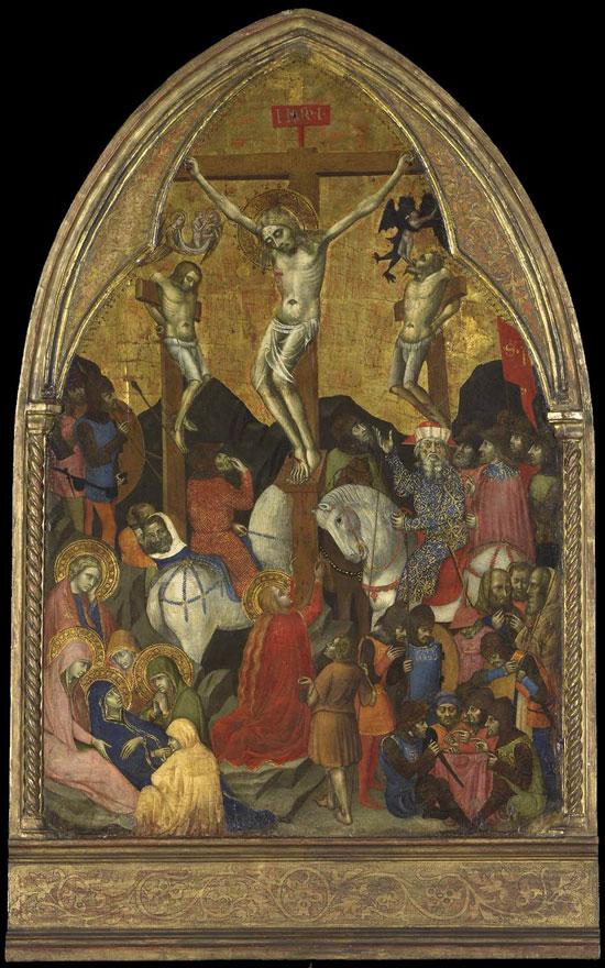 Crocifissione di Barnaba da Modena