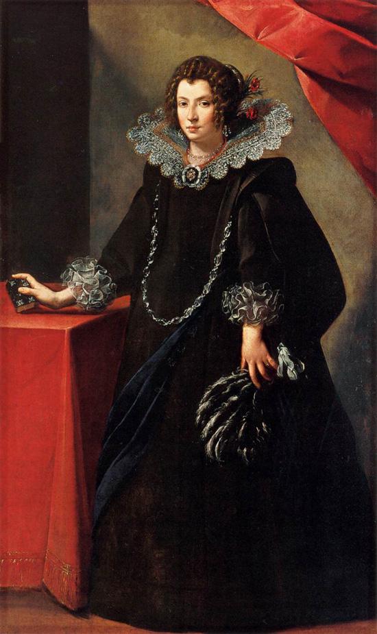 Ritratto di dama di Carlo Francesco Nuvolone