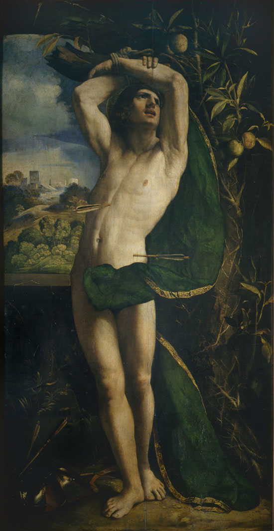 San Sebastiano di Dosso Dossi