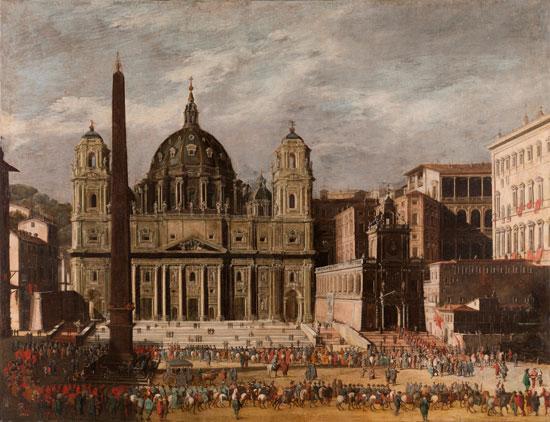 La Basilica di San Pietro di Viviano Codazzi