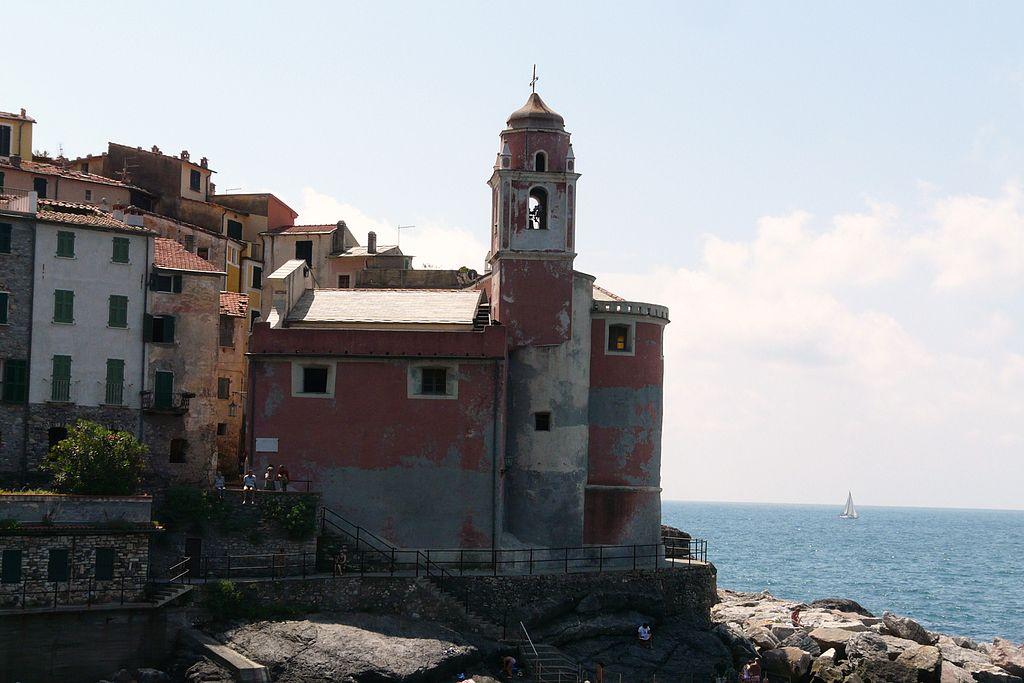 La chiesa di San Giorgio. Ph. Credit Davide Papalini