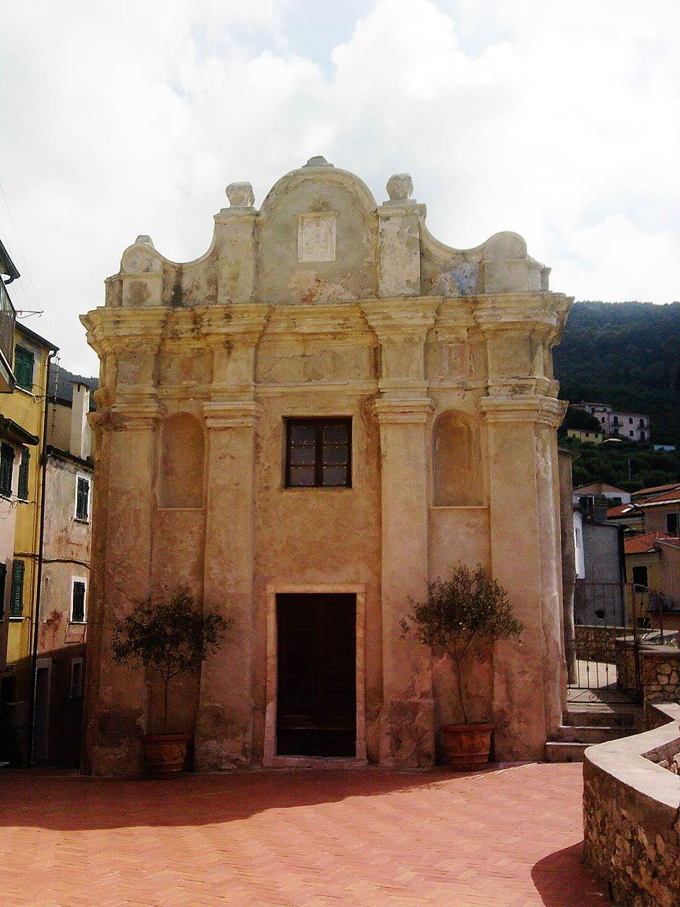 L'oratorio di Santa Maria in Selàa