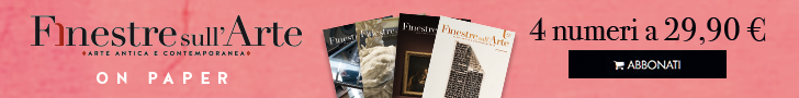 Abbonati alla rivista di Finestre sull'Arte