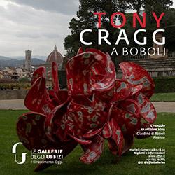 Tony Cragg a Boboli. Dal 5 maggio al 27 ottobre 2019