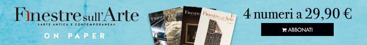 Abbonati a Finestre sull'Arte Magazine