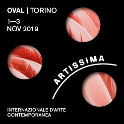 Artissima 2019. A Torino, Oval Lingotto, dal 1° al 3 novembre 2019