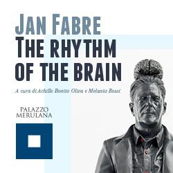Jan Fabre. The rhythm of the brain. A Napoli, Palazzo Merulana, dall'11 ottobre 2019 al 9 febbraio 2020