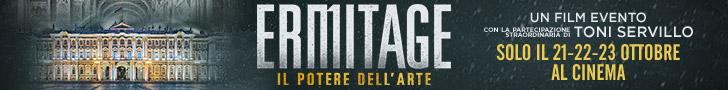 Ermitage. Il potere dell'arte. Al cinema il 21-22-23 ottobre 2019