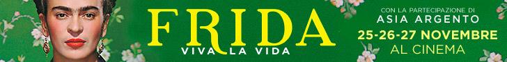 Frida Kahlo. Viva La Vida. Il 25, 26 e 27 novembre al cinema