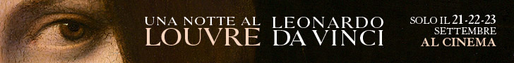 Una notte al Louvre. Leonardo da Vinci. Al cinema il 21, 22 e 23 settembre