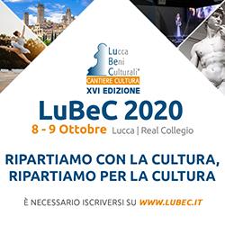LuBeC 2020 - Lucca e Beni Culturali. 8 e 9 ottobre a Lucca, Real Collegio