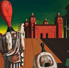 Con la riapertura dei musei, apre anche la grande mostra su De Chirico a Pisa