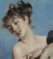 In anteprima sul web la mostra dedicata a Boldini al Mart