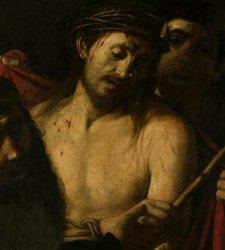 Sgarbi dedica un libro all'Ecce Homo attribuito a Caravaggio. Ecco cosa dice