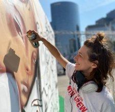 Torna Super Walls, la Biennale di street art con 40 artisti da tutta Europa