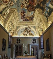 Roma, va all'asta il Casino dell'Aurora, sede dell'unico murale di Caravaggio
