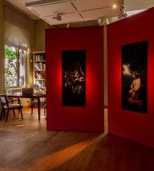 La Galleria Canesso di Parigi apre una sede a Milano: in mostra due Antonio Campi