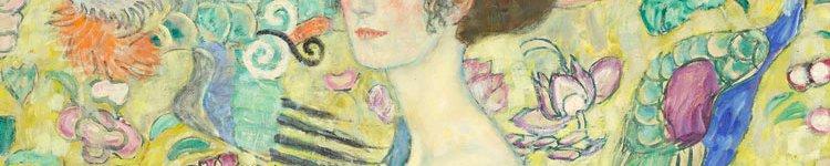 L'ultimo ritratto femminile di Klimt esposto per la prima volta a Vienna dopo 100 anni