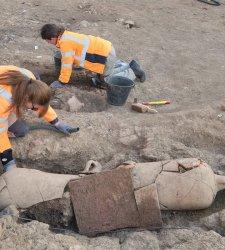 Importante scoperta archeologica in Corsica: emerge una necropoli del III-IV secolo