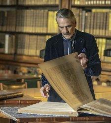 Jeremy Irons a Brera per raccontare Napoleone: al cinema il documentario Nexo