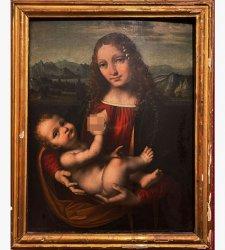 Milano, raro dipinto di Marco d'Oggiono rubato settant'anni fa torna alla Pinacoteca Ambrosiana