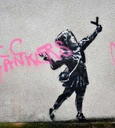 Due chimici fiorentini inventano un gel per restaurare opere di street art rovinate da vandali