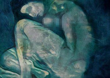 Scoperto un dipinto di Picasso nascosto da 118 anni: ricreato con l'intelligenza artificiale
