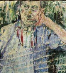 In mostra gli autoritratti di Fausto Pirandello, figlio del Premio Nobel Luigi