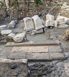 Notevole scoperta archeologica in Toscana: un santuario romano riemerge a San Casciano dei Bagni