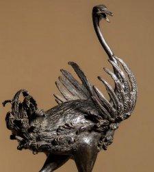 Vendita record per lo struzzo della bottega del Giambologna: 1,8 milioni di sterline