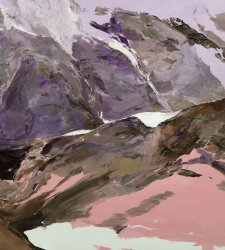 Vertigine: a Domodossola una mostra sulla montagna letta da 21 artisti contemporanei