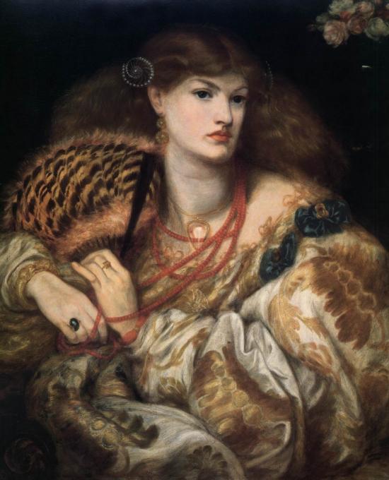 Monna Vanna di Dante Gabriel Rossetti