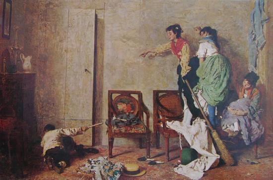Il sorcio di giacomo favretto finestre sull 39 arte - Finestre sull arte ...
