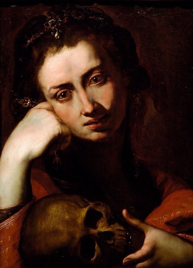 Maddalena penitente di Giulio Cesare Procaccini