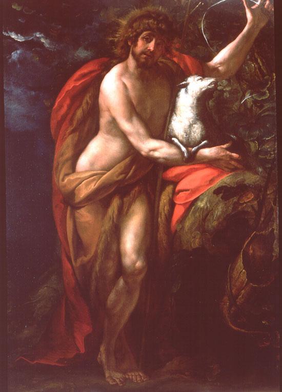 San Giovanni Battista di Giulio Cesare Procaccini