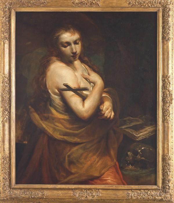 Maddalena penitente di Giuseppe Maria Crespi