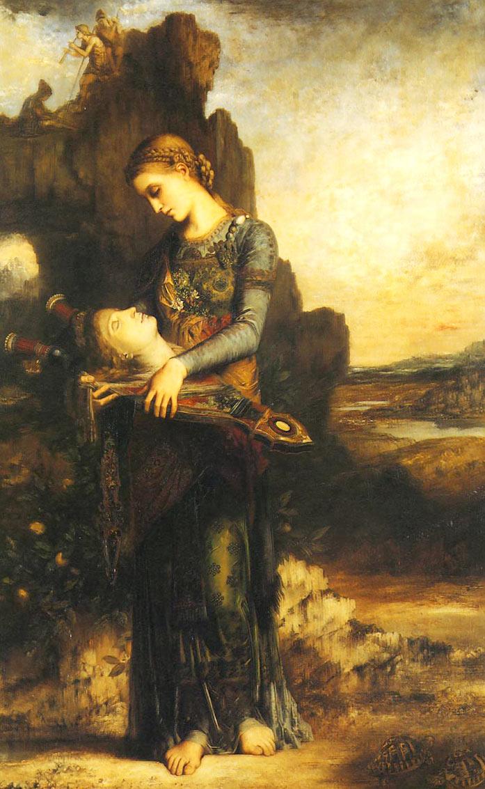 Orfeo di Gustave Moreau