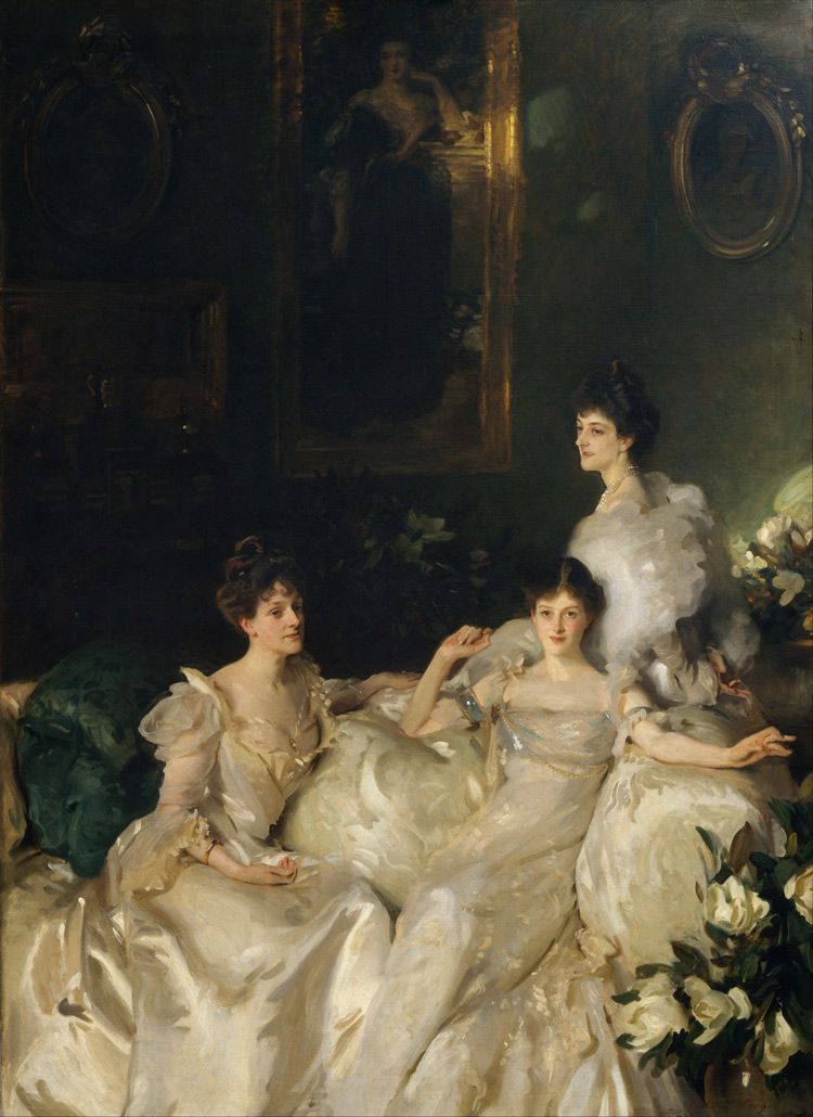 Ritratto delle sorelle Wyndham di John Singer Sargent