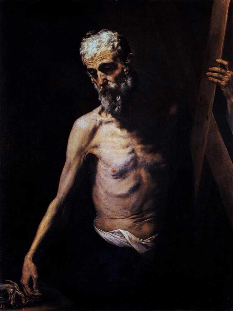 Sant'Andrea di José de Ribera