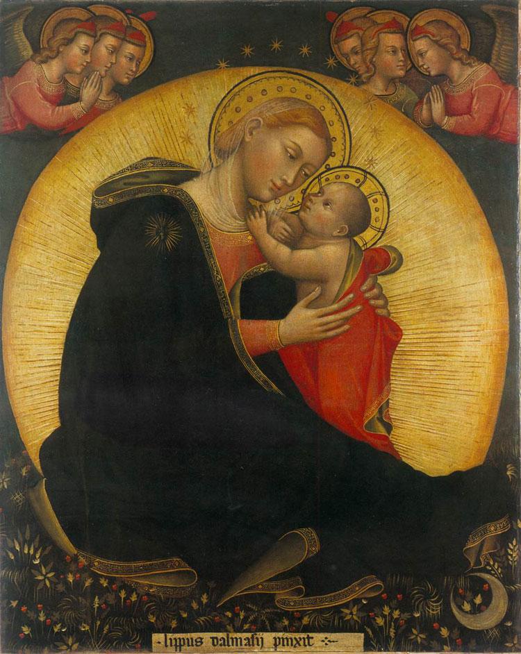 Madonna dell'umiltà di Lippo di Dalmasio