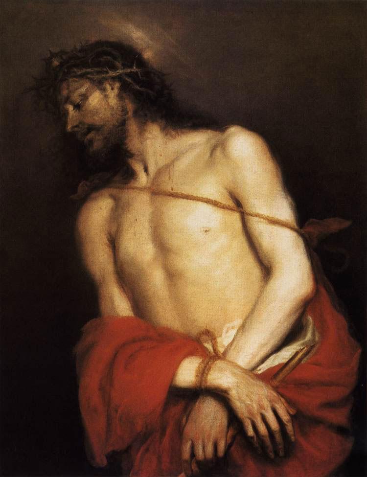 Ecce Homo di Mateo Cerezo