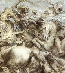 Battaglia di Anghiari: riassunto dei cinque anni di ricerca del Leonardo perduto