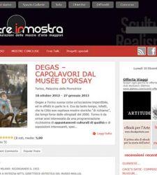 Intervista di RAI Arte a Luca Morosi di MostreINmostra