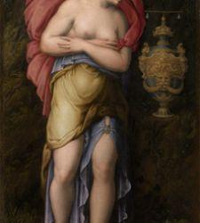 L'Allegoria della Pazienza di Giorgio Vasari in mostra a Firenze