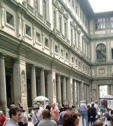 Se affittare una sala agli Uffizi costa quanto un tavolo al Billionaire. Riflessioni sul tariffario