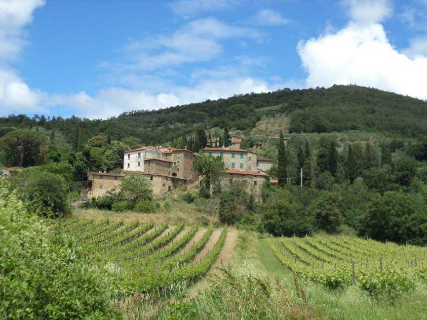 Foto dal nostro blog tour a Castiglion Fiorentino