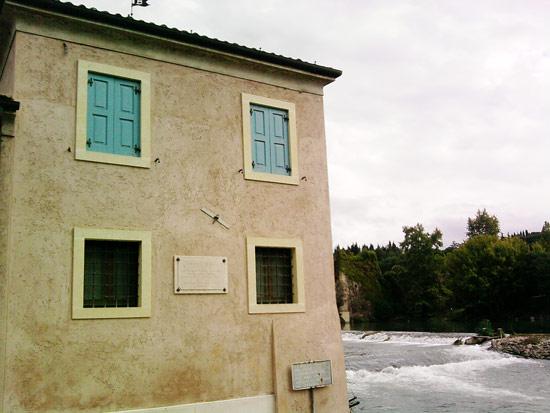 La Curtis Regia, il più antico edificio di Borghetto sul Mincio