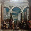 """Lo spettacolare """"Convito in casa di Levi"""" (o del fariseo) degli Haeredes Pauli a Verona"""