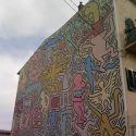 Un capolavoro contemporaneo nell'antica Pisa: Tuttomondo di Keith Haring