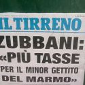 Carrara: l'arte che piace ai padroni. E al sindaco che sta con loro, a scapito dei cittadini